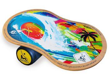 RollerBone Shabby 1.0 Pro Set, Design by Shabby Surf Art