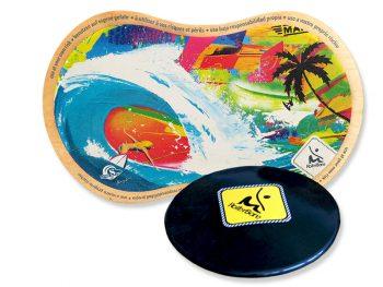 RollerBone Shabby 1.0 SoftPad Set, Design by Shabby Surf Art