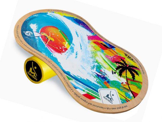 Shabby Surf Art Rollerbone