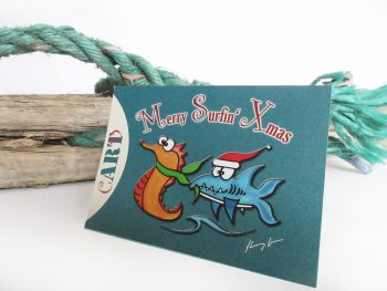 Merry Surfin' Xmas