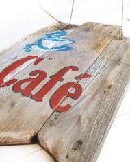 Holzschild_Shabby_Surf_Art_Café1b