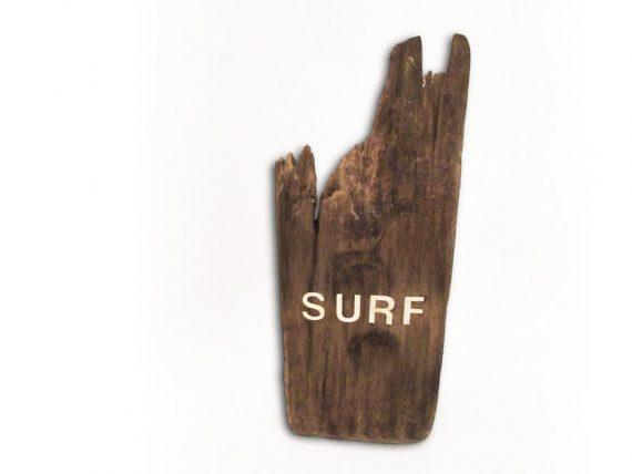 """Skulptur """"SURF"""" von Shabby Surf Art"""