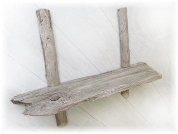 Regal aus Treibholz